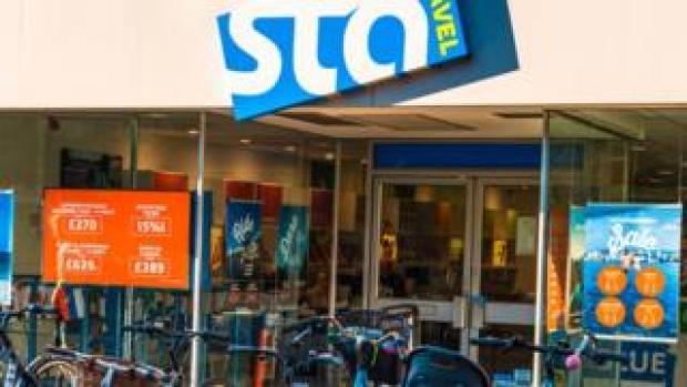 STA Travel in Cambridge