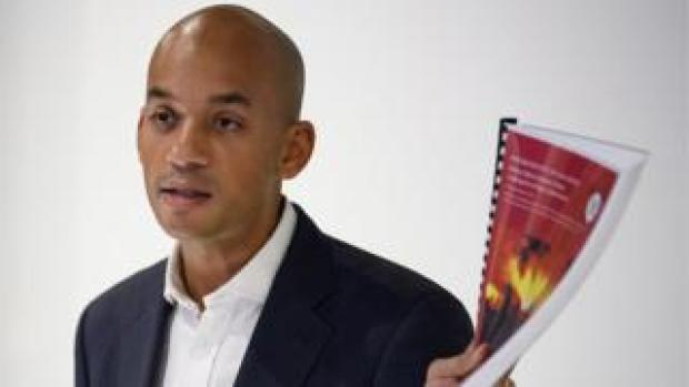 Labour MP for Streatham Chuka Umunna
