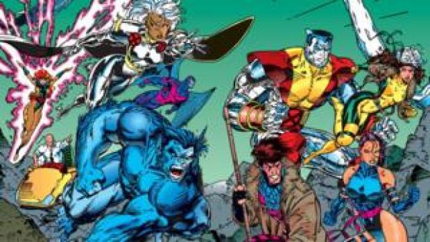 X-Men, 1991