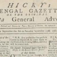 What India's first newspaper says about democracy
