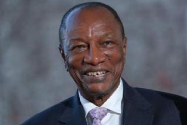 Le président Alpha Condé, 82 ans, brigue un troisième mandat controversé