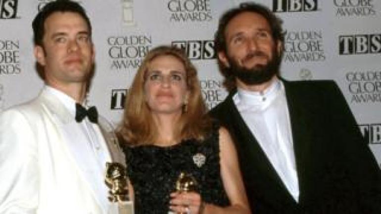 Tom Hanks, Wendy Fineman, Winston Groom
