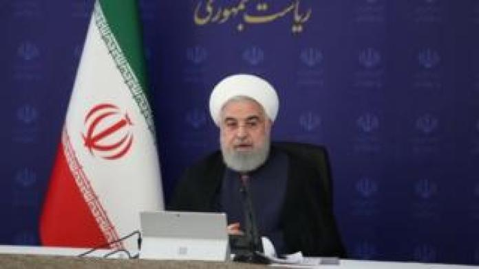 Hassan Rouhani said international public opinion would not tolerate discrimination against Iran