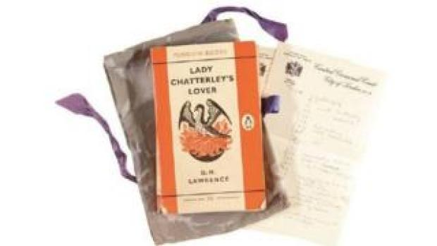 Copy of Lady Chatterley's Lover