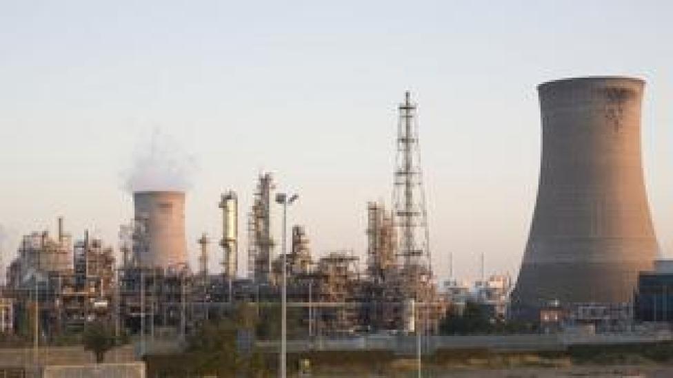 Saltend Chemicals Park