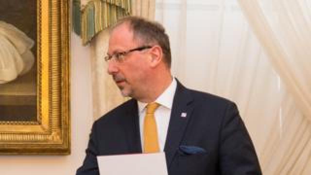 Polish ambassador to the UK Arkady Rzegocki