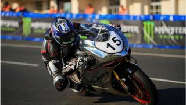 Norton bikes are used in the Isle of Man TT until this day