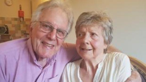 Clive and Doreen Hubbard