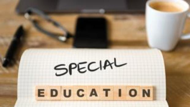 special education sign