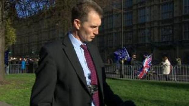 MP David TC Davies