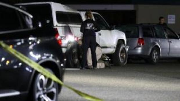 Reports says police shot Michael Reinoehl in Lacey, south of Seattle in Washington state
