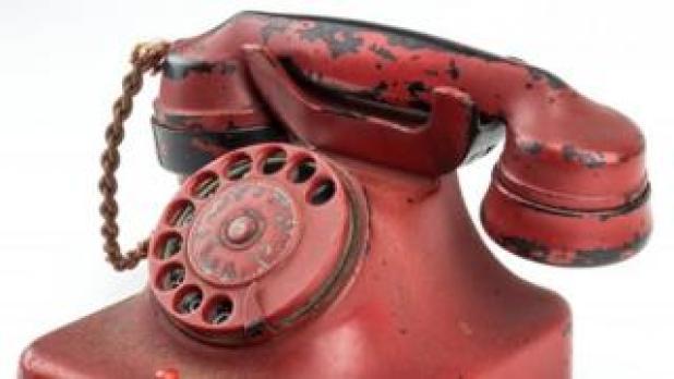 Hitler's phone