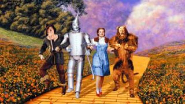 publicity still from the film, 'The Wizard of Oz', 1939