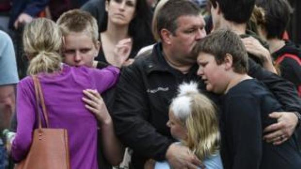 Colorado school shooting