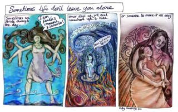 Vicky Stonebridge art