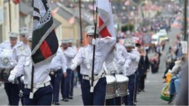 Twelfth of July parades usually take place across Northern Ireland