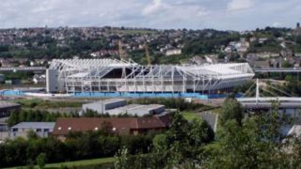 Swansea Liberty Stadium