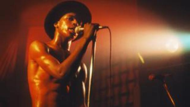Ranking Roger performing with The Beat in Belgium in 1980