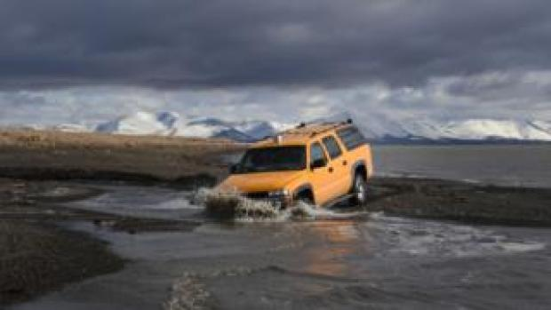 car permafrost
