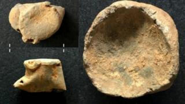 Artefacts found