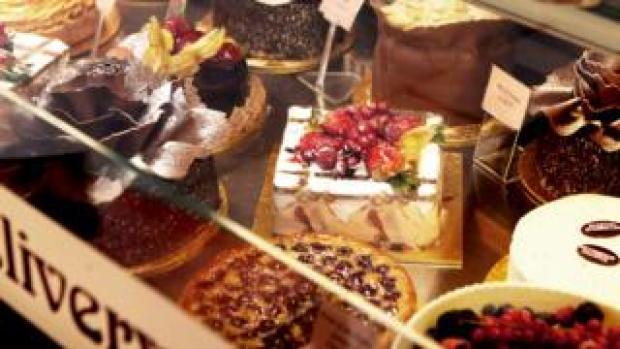 Patisserie Valerie cakes