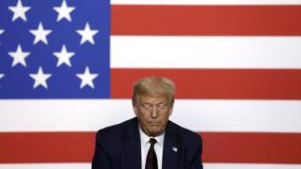 Trump, 30 April