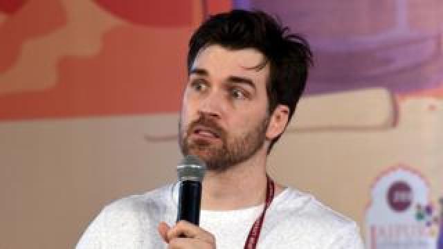 Dan Mallory, also known as AJ Finn
