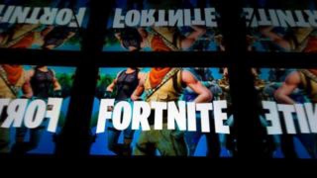 Artwork for the game Fortnite