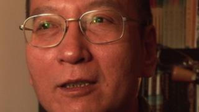 Chinese dissident Liu Xiaobo, who has died of liver cancer, 12 July 2017
