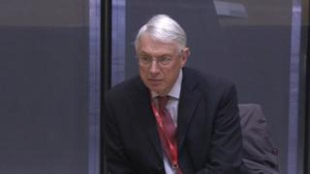 Sir Roderick Evans