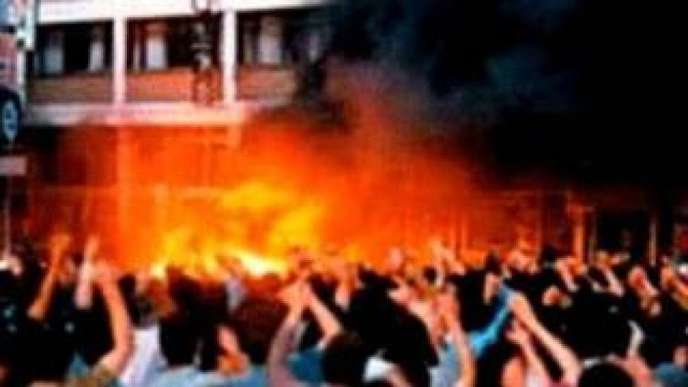 """Eski DGM başsavcısı Nusret Demiral dava henüz sonuçlanmadan """"Olayda örgüt yok, tahrik var"""" açıklaması yapmıştı."""