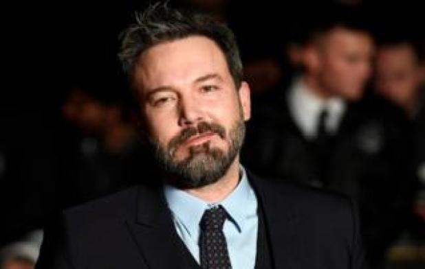 Ben Affleck at a film premiere in London on 11 January, 2017.