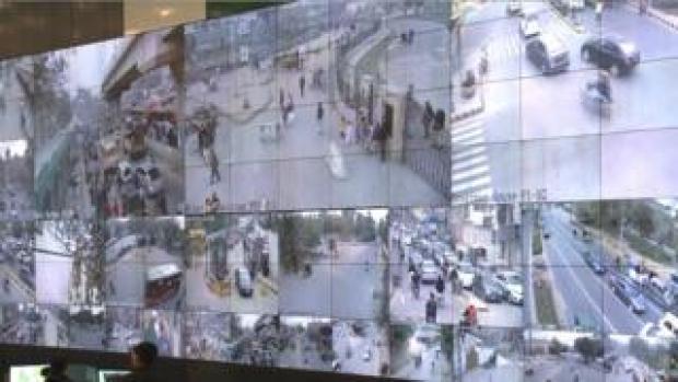 Lahore surveillance system
