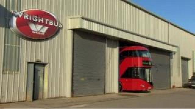 Wrightbus facility