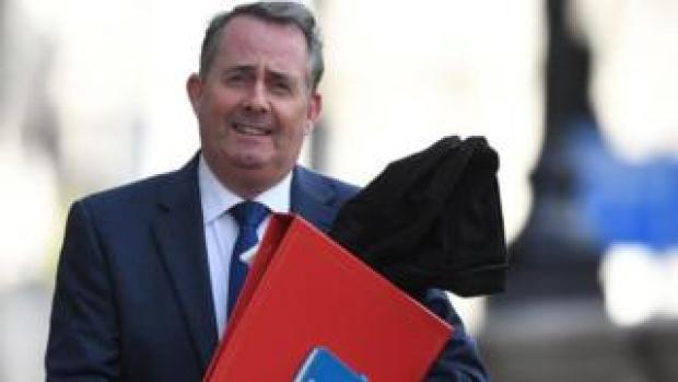Liam Fox Secretary of State for International Trade