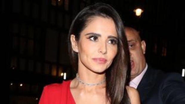 Cheryl in London in October