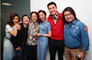 一部有助構建亞裔形像具有象徵意義的電影 - BBC News 中文