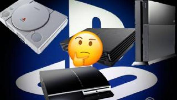 Photoshopped PlayStation picture