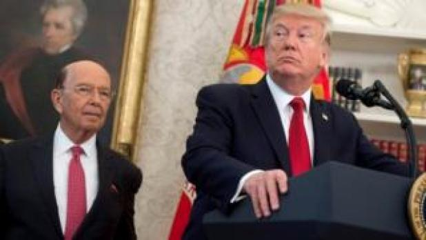 Wilbur Ross has played a key part in Donald Trump's business and political careers