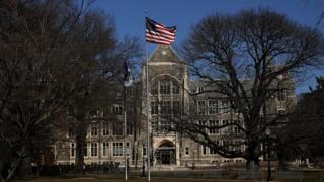 Georgetown University building