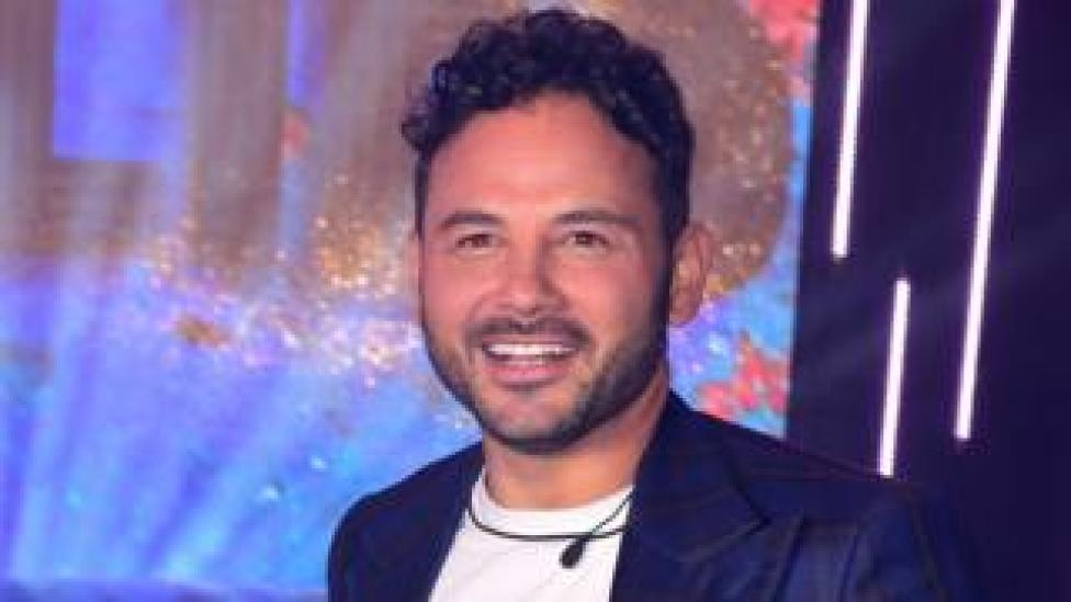 Ryan Thomas vu entrer dans la maison Celebrity Big Brother