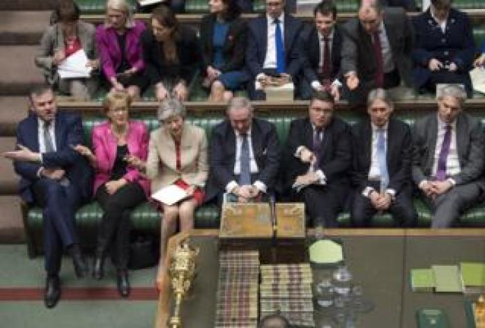 View of MPS in the House of Commons