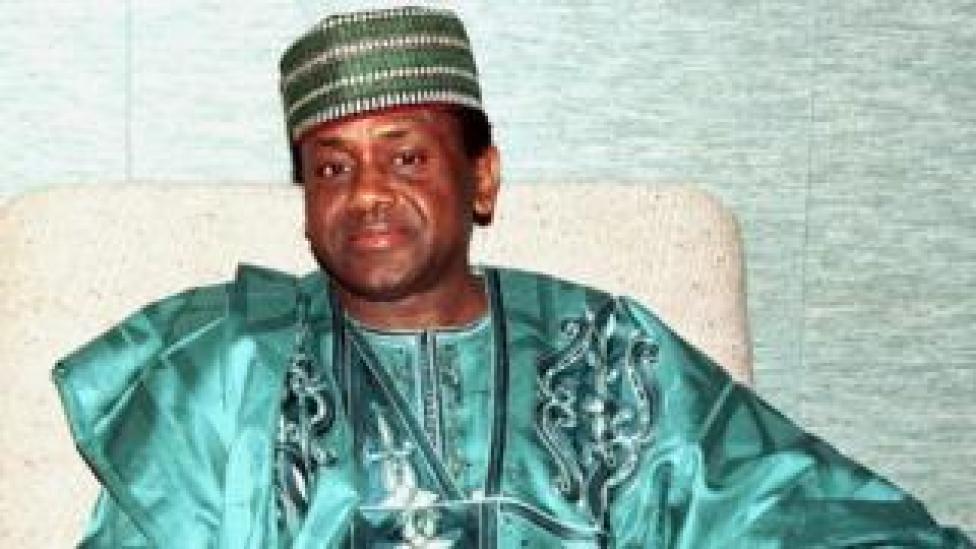Sani Abacha a dirigé le Nigeria pendant cinq ans, jusqu'à sa mort soudaine des suites d'attaques cardiaques, en 1998.