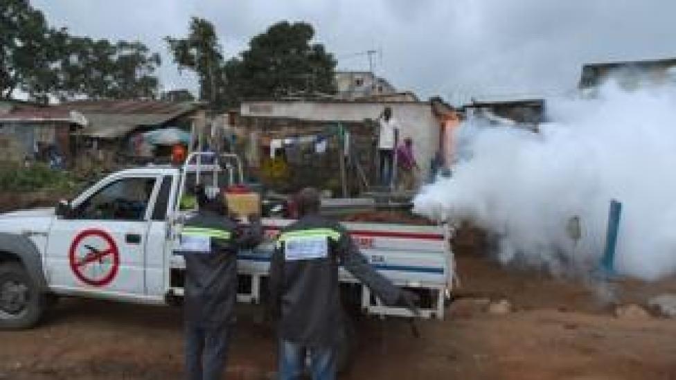 130 cas de Dengue en Côte d'Ivoire