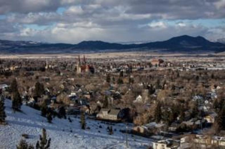 Helena, the capital of Montana. The state where Brayden lived sees more suicides than any other