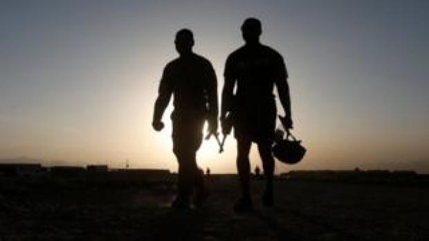 US troops in Logar, Afghanistan. File photo