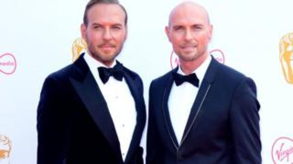 Matt and Luke Goss