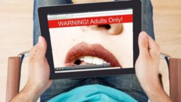 Pornographic website