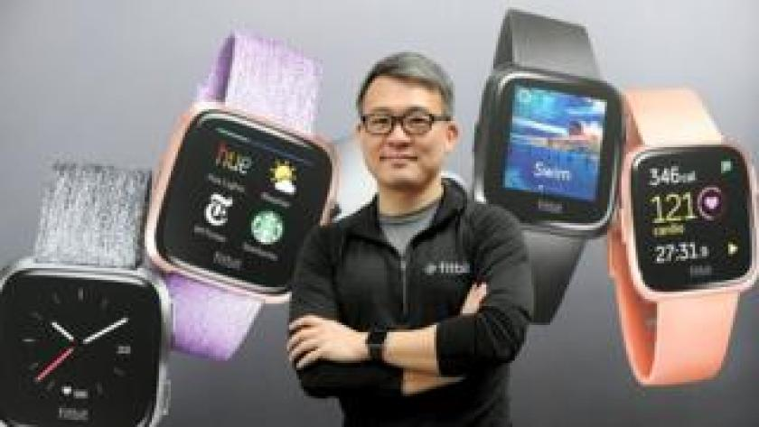 James Park, cofundador de Fitbit