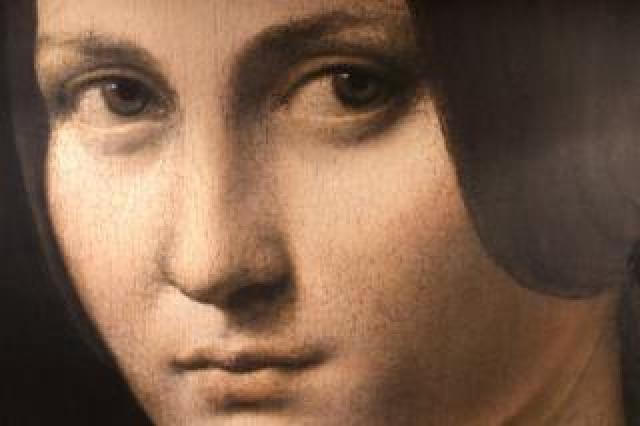 The Leonardo da Vinci exhibition at the Louvre in Paris